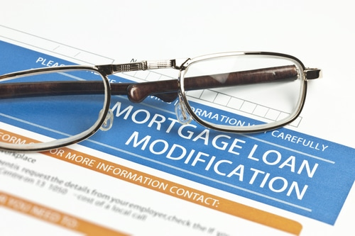 shutterstock 83946877 - Mortgage Modification